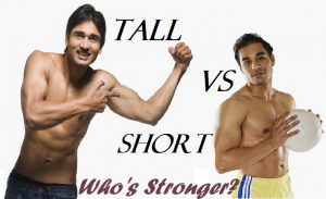 Are Taller People Stronger Than Shorter People