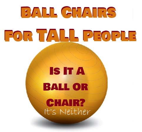 Best Balance Ball Chairs For Tall People