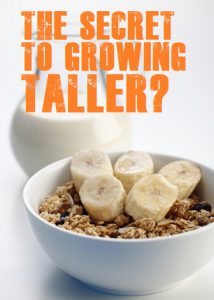 Foods That Help You Grow Taller