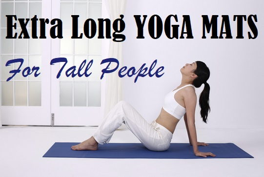 The Best Yoga Mats For Tall People