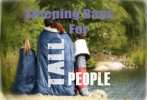 Sleeping Bags Tall People
