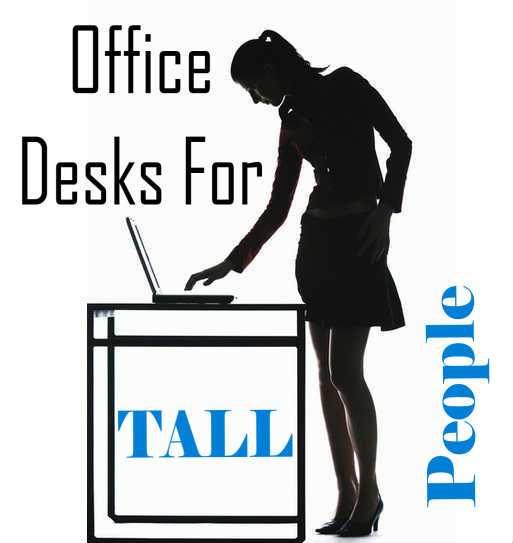 Pleasing Best Computer Desks For Tall People People Living Tall Short Links Chair Design For Home Short Linksinfo
