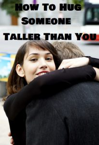 How To Hug Tall People Without It Being Awkward | People