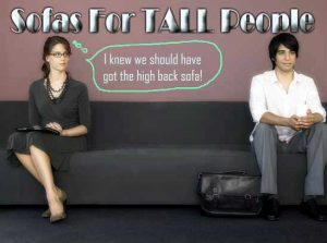 Best Sofas For Tall People