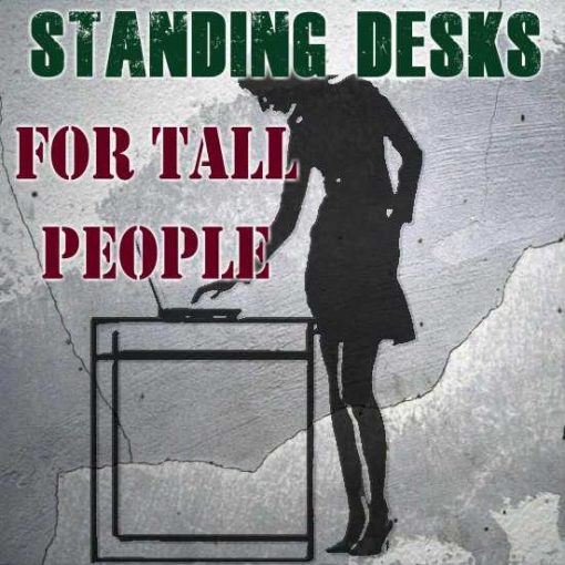 Best Standing Desks For Tall People