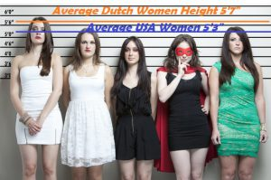 Why Are Dutch People Tall