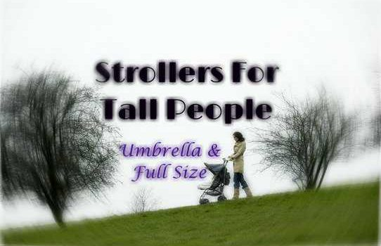 Best Umbrella Strollers For Tall People
