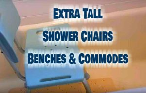 Extra Tall Shower Chairs Tall People