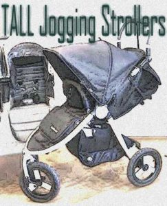Best Jogging Strollers For Tall Parents Which Encourage ...