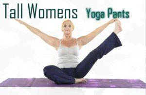 Best Yoga Pants For Tall Women