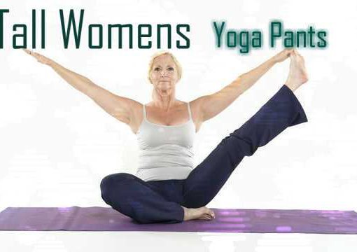 Best Yoga Pants For Tall Women