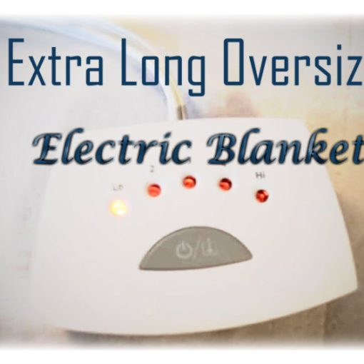 Extra Long Electric Blankets