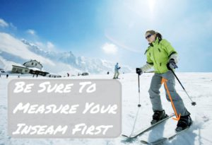Extra Long Inseam Women Ski Pants