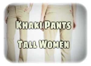 Extra Long Khaki Pants For Tall Women