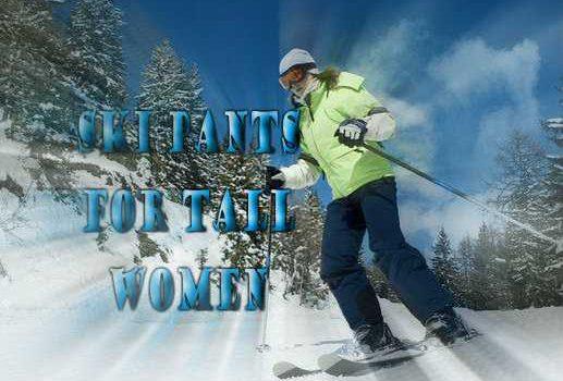 Womens Tall Snowboarding Pants