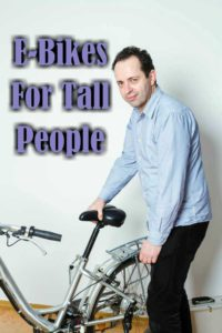 Best Electric Bikes For Tall People