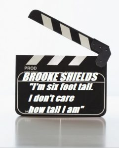 How Tall Is Brooke Shields