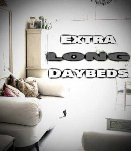 Extra Long Twin Daybeds