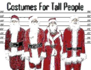 Best Costumes For Tall People