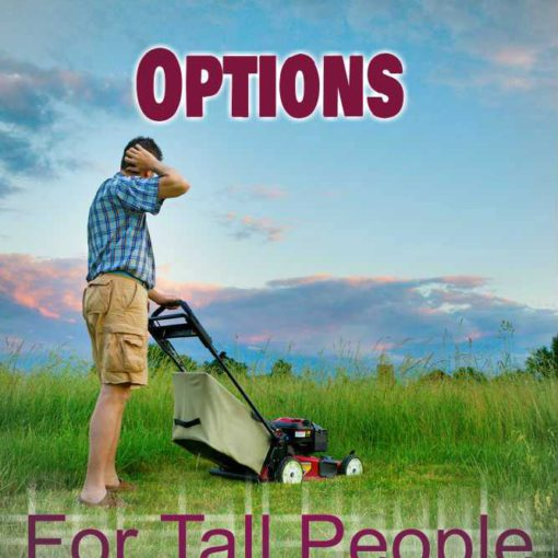 Best Lawn Mower For Tall People