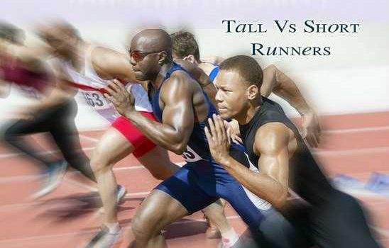 Do Tall People Run Faster Than Short People