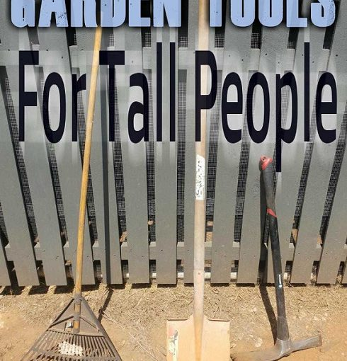 Garden Tools For Tall People