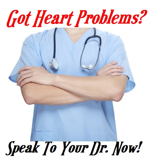 Heart Problems Seek Doctor Advice