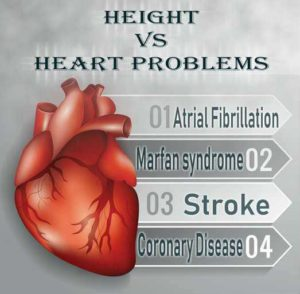 Tall People Heart Problems