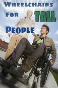 Best Wheelchairs For Tall People