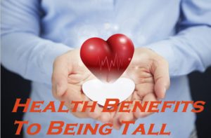 Health Benefits Of Being Tall