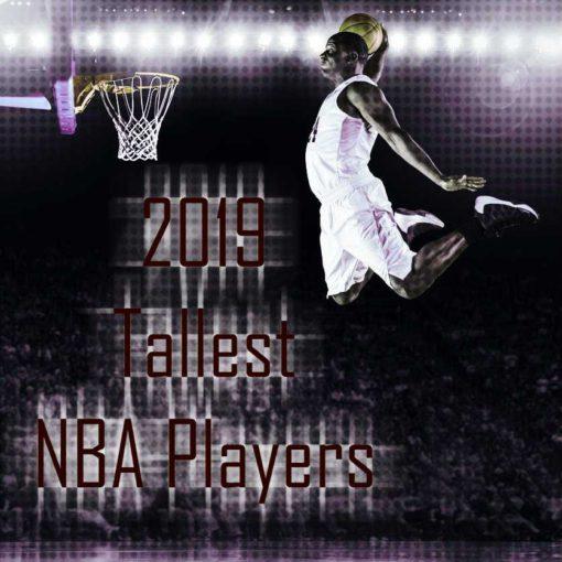 Tallest NBA Players 2019