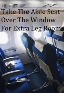 Tips For Tall Travelers On Plane