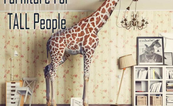 Best Furniture For Tall People