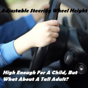 Car Buying Guide Tall Person