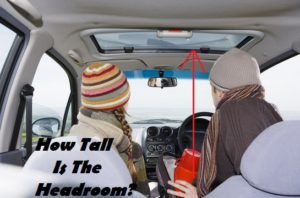 Car Cabin size For Taller Drivers