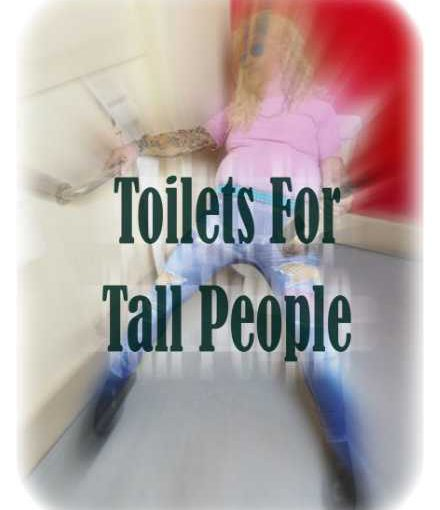 Best Toilets For Tall People