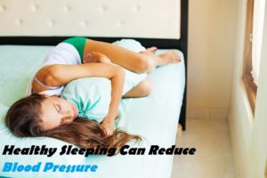 Can Sleeping Reduce Blood Pressure Levels