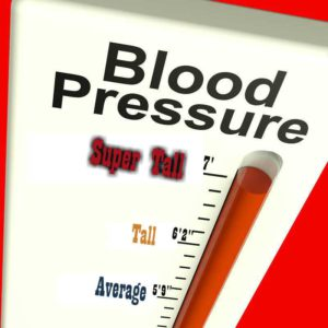 Do Tall People Have Higher Blood Pressure