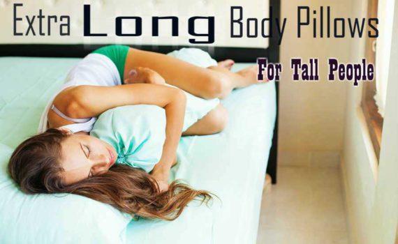 Extra Long Body Pillows
