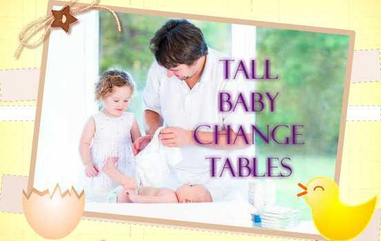 Tall Baby Changing Tables