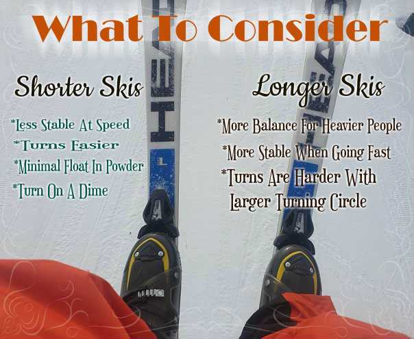 Skis For Big And Tall