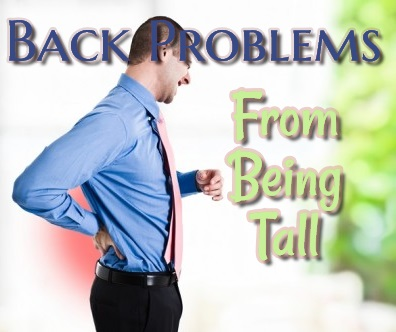 Do Tall People Have More Back Problems