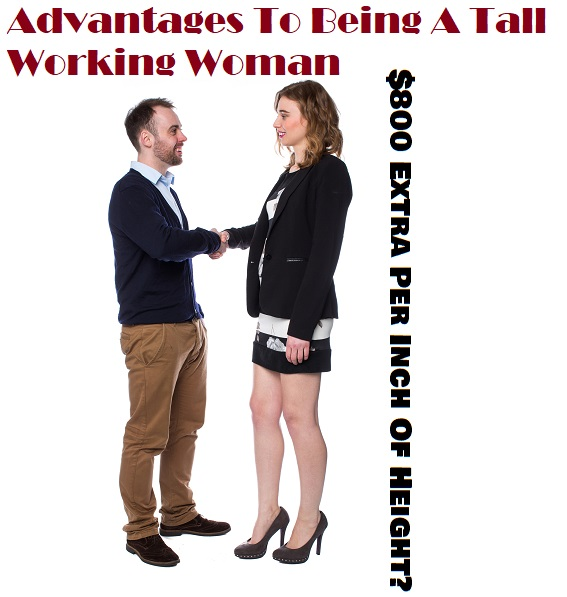 Tall Girl Syndrome