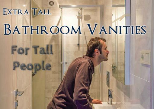 Bathroom Vanities For Tall People