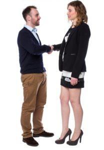 Tall Dating Life Discrimination